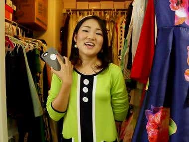 Closet Styles Mobile App Commercial