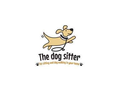 The dog sitter