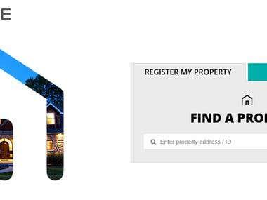 Eestate: Property Transact Website