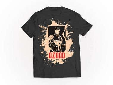 Tshirt Graphic Designing