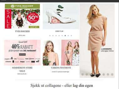 Online Fashion Destination & E-commerce Store - Norway