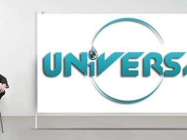 Logo Brand Un1versal