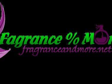 Fagrance and mor (.net) Logo