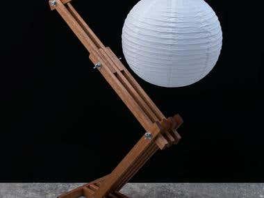 Minus 8 Lamp