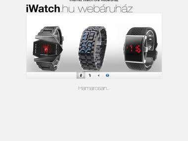 iwatch webshop