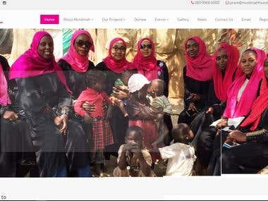 Musilmah Foundation website