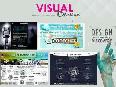 Poster/Visual Design