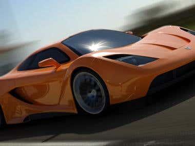 Vollara automotive design V1.0