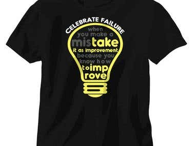 Tshirt design & Concept
