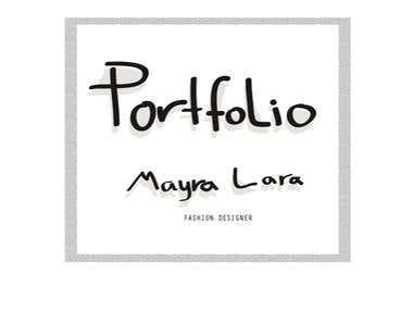 Portfolio- Mayra Lara, Fashion designer