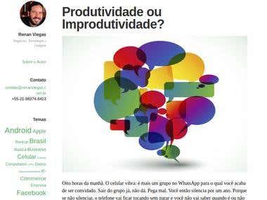 Renan Viegas - Business Blog