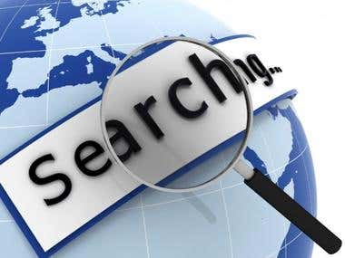 Web Search Services