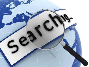 Web Search Services