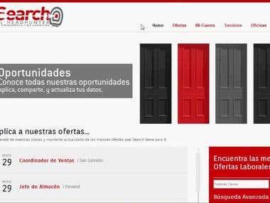 SearchJobs CA - Web Design & Development