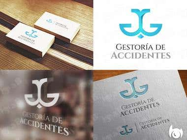 Gestoría de Accidentes Logo