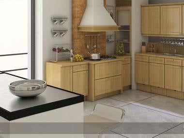 Comfort - 3d Interior Design