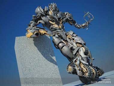 Megatron!