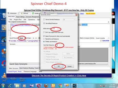 Spinner Chief-Articale Spin Demo-4