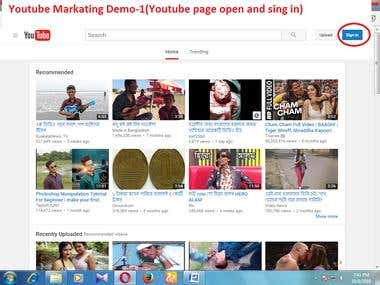 Youtube marketing Demo-1