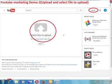 Youtube marketing Demo-2