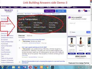 Link Building Answers side Demo-3