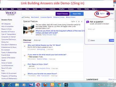 Link Building Answers side Demo-1