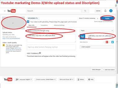 Youtube marketing Demo-3