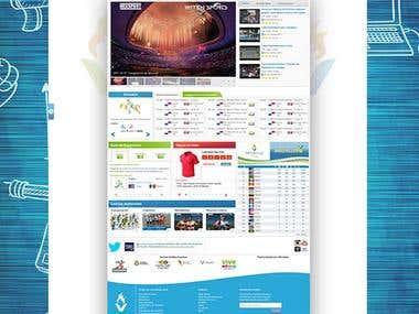 Juegos Centroamericanos del caribe Veracruz 2014