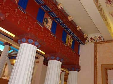 Hall museum