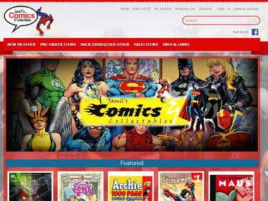 jamilscomics.com  a comics selling site
