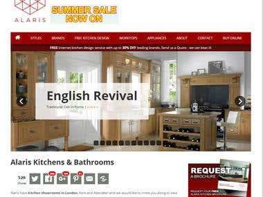 Kitchen Design site