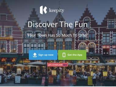 Keepity ( SAAS Application Testing)