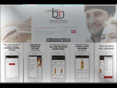 Drinks Delivery App - BeerRightNow