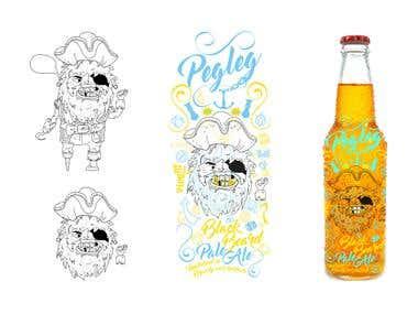 Pegleg Beer