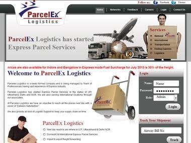 Parcel & Courier management system