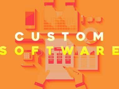 Set of Website graphics