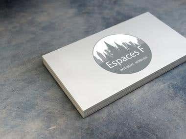 Espace F,  Intérieur Design