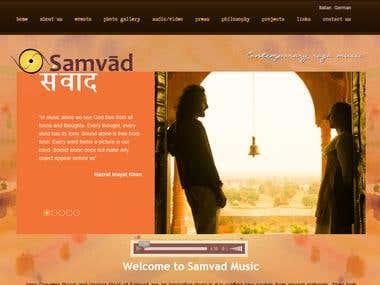 Website Desinging & Development