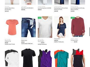Brooks 21 online clothing store