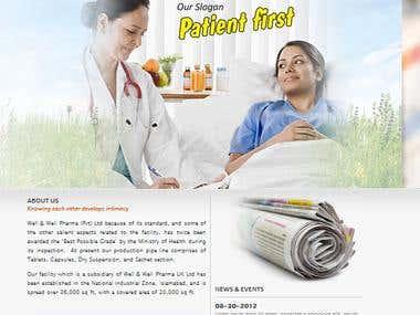 Well & Well Pharma