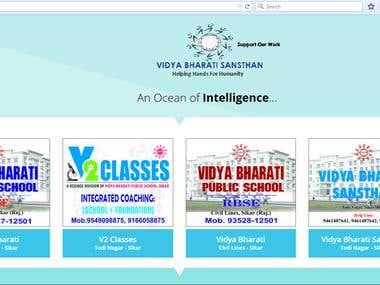 Vidhya Bharti Public School