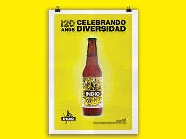 Indio 120's Hip-Hop