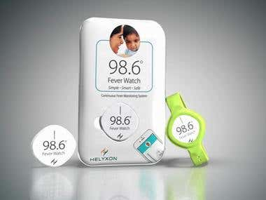 Fever monitoring- Healthcare Mobile Applications