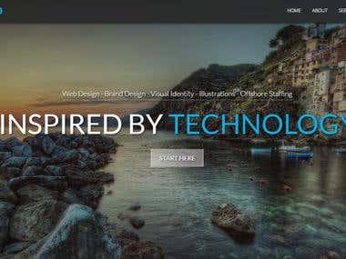 Blue lion web studio