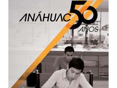 Anáhuac 50 years / Anáhuac 50 años