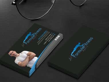 Business Card Design#3