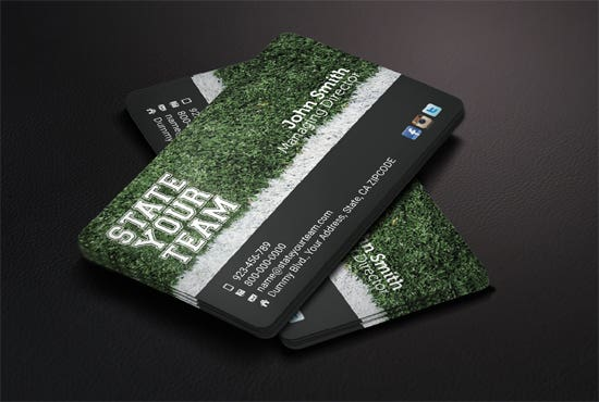 Business Card Design#4