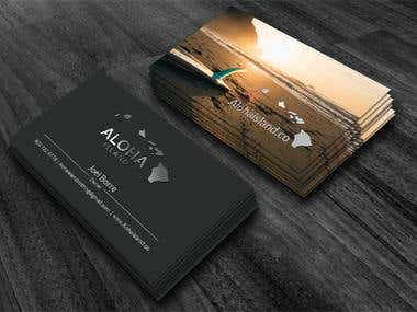 Business Card Design#6