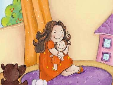 Children Book Illustration