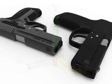 Sig Sauer SP2009 Gun